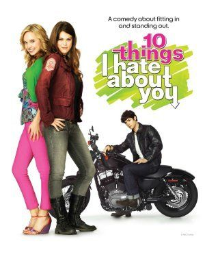 10 Things I Hate About You movie poster (2009) Poster