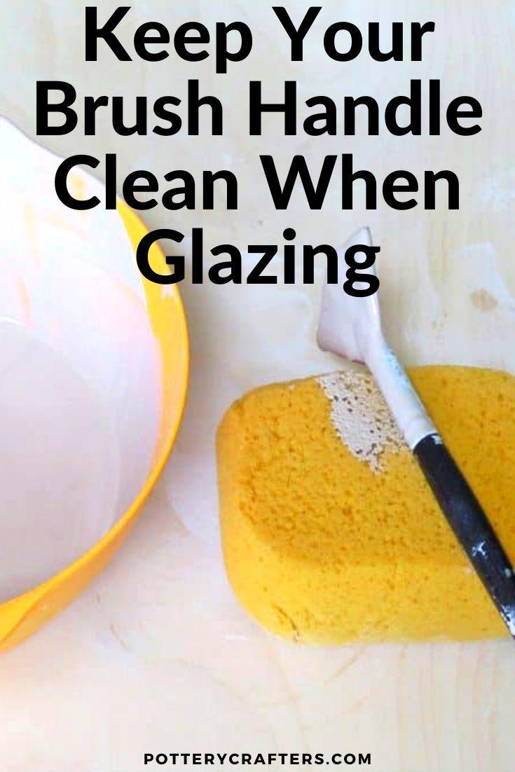 Glazing pottery beginner pottery pottery glaze