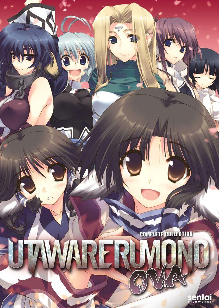 Utawarerumono OVA DVD Ova, Anime, Dvd