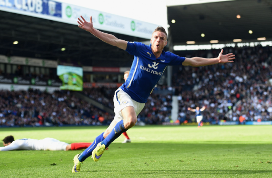 Jamie, Leicester (With images) Jamie vardy, West brom
