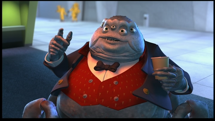 henry j waternoose iii monsters inc he s voiced by james