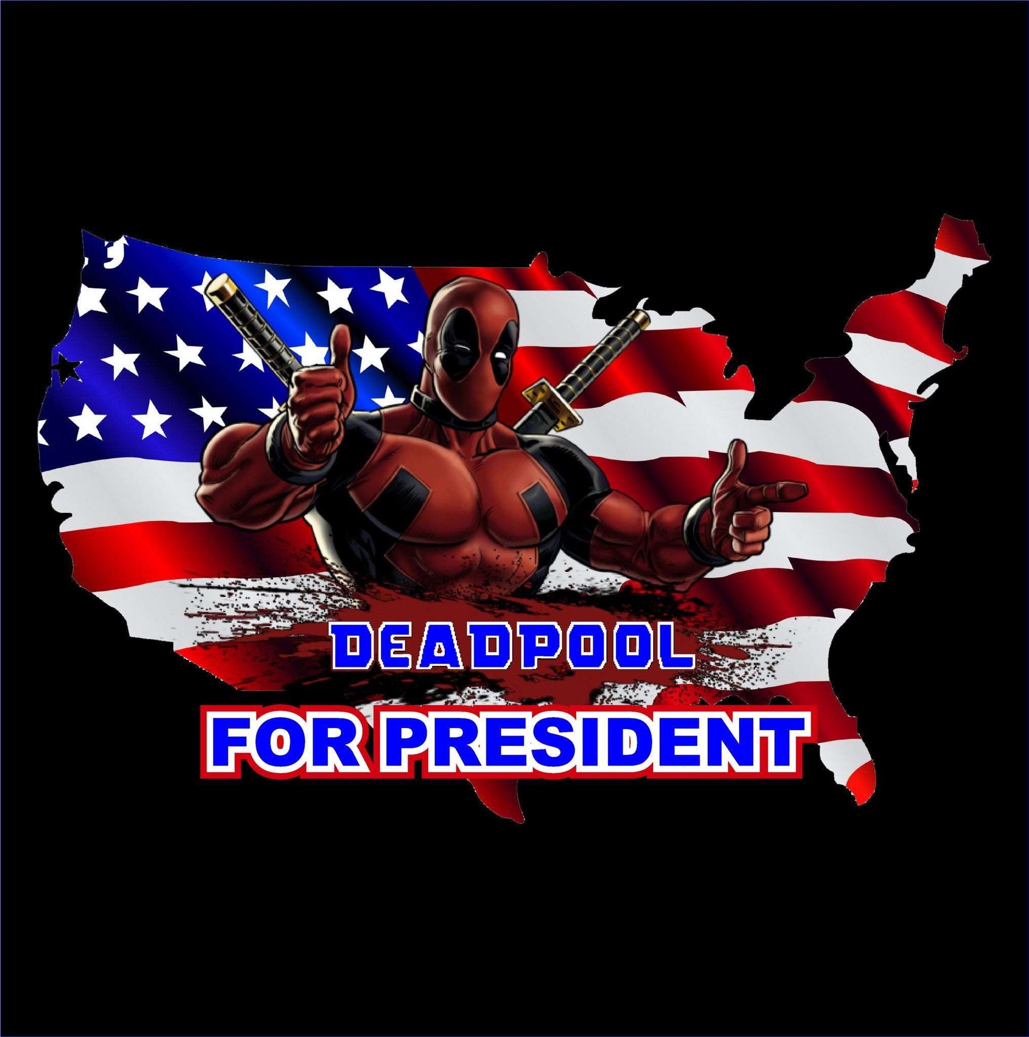 the only logical choice...faith in america restored ;D