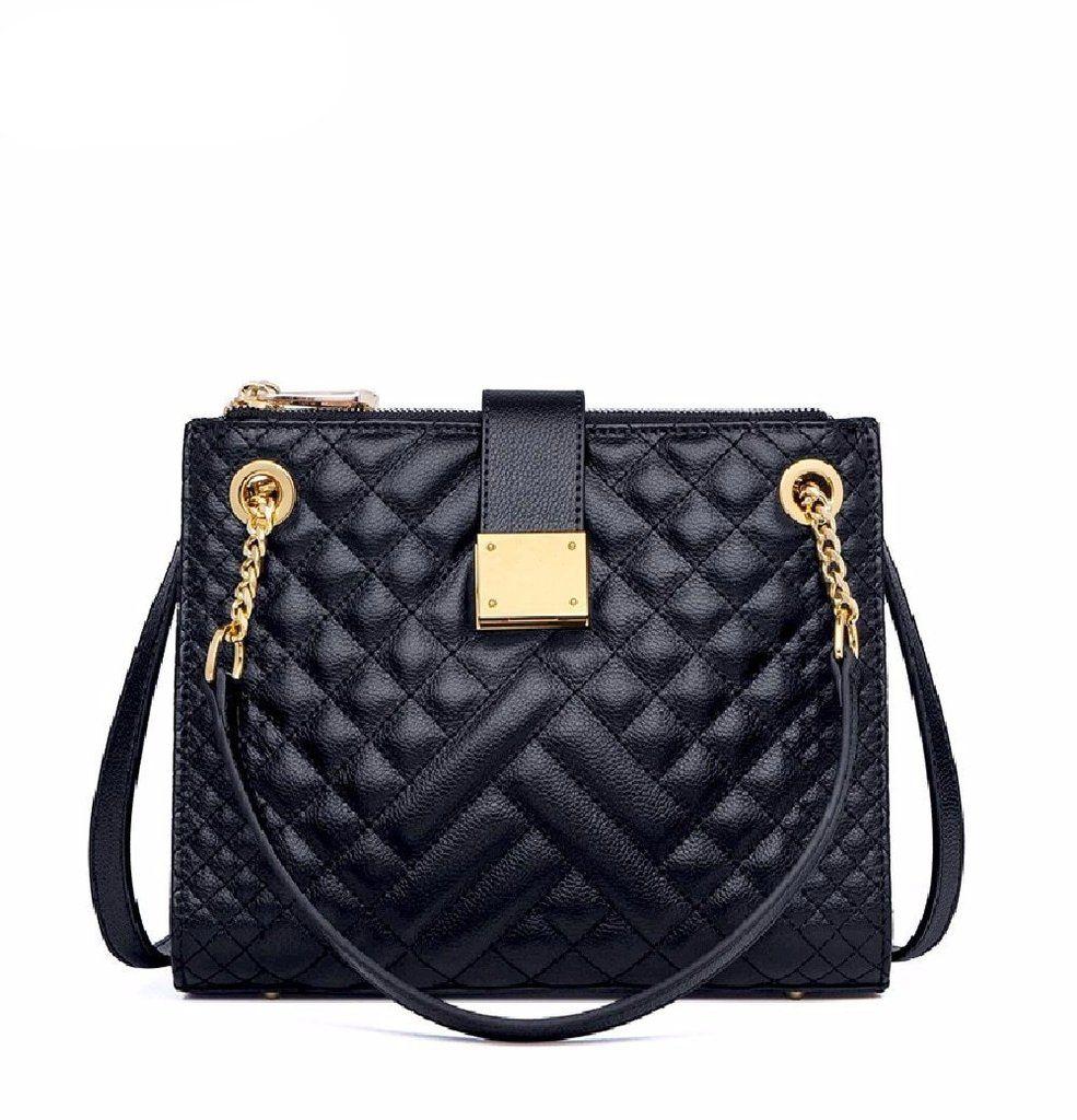 Bolsos de hombro de cuero genuino bolso de mensajero de lujo para mujer bolso de cuero cruzado de moda bolso monedero bolsa feminina # FD200