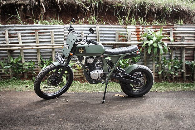 indonesia classic motorcycle - Google Search