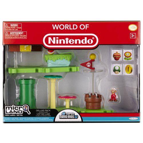 World Of Nintendo Micro Land
