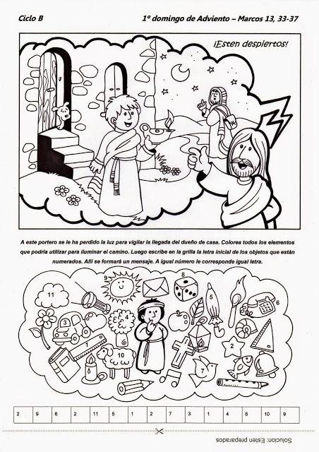 Parroquia La Inmaculada: Recursos para el Primer domingo del ...