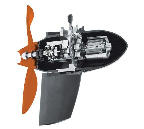 Torqeedo Propeller Design Boat Pinterest Electric