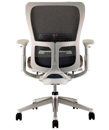haworth zody chair loaded model in black refurbished | d_office