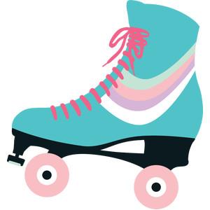 Silhouette Design Store Roller Skating Girls Roller Skates Roller Skating Party
