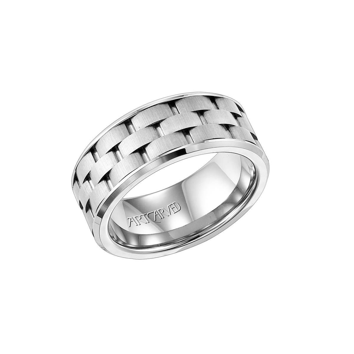 ArtCarved Engagement Rings and wedding band Make sure your man