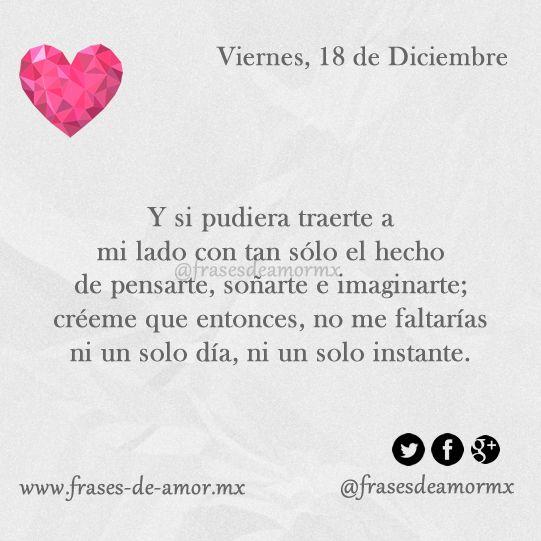 Frases De Amor Pensamientos Pinterest Foto