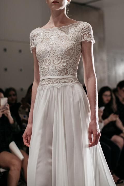Reem Acra Bridal Spring 2016 / Photo: The LANE | WEDDING GOWNS ...