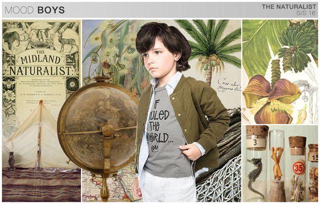 Trends: Spring/Summer - Boys Kid's Market S/S 2016 ...