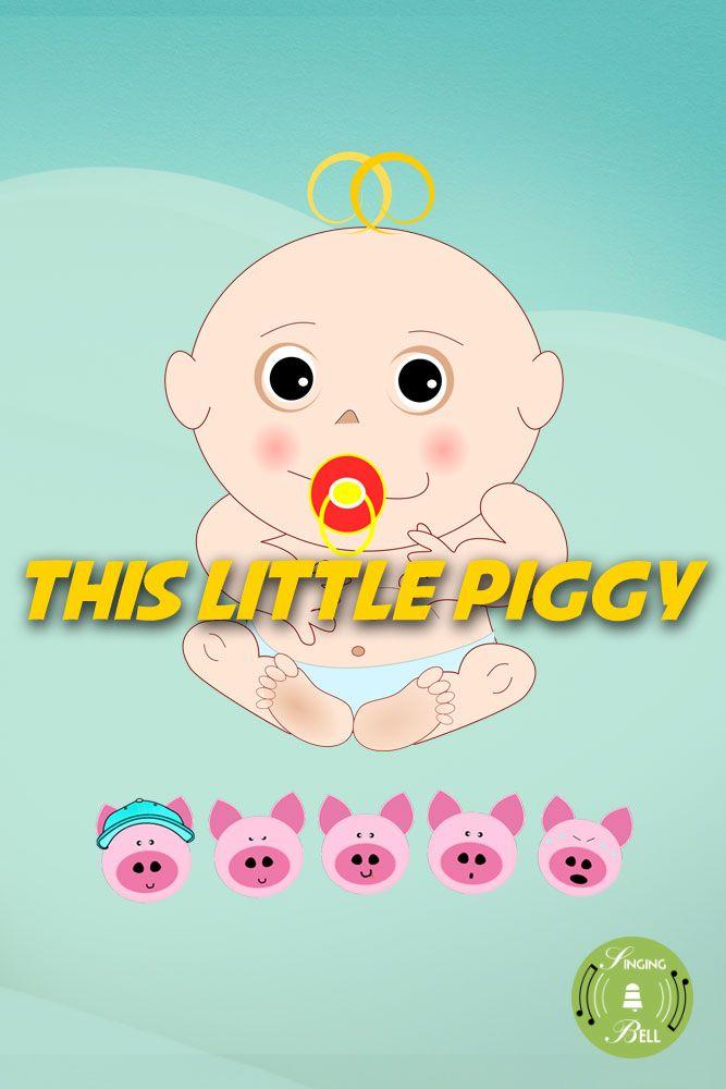 This Little Piggy Free Instrumental Nursery Rhyme