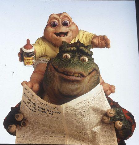 Die Dinos (TV Series 1991–1994)