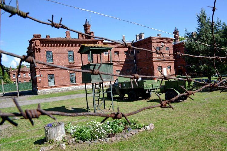 Karosta Prison - Exterior