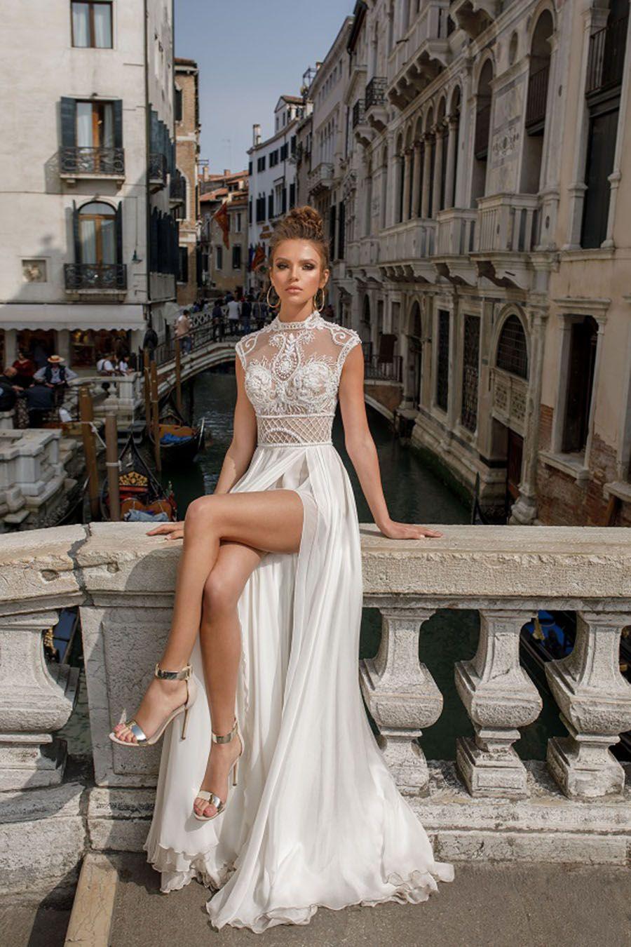 Venezia: Julie Vino\'s 2018 Spring Bridal Collection | Wedding Gowns ...