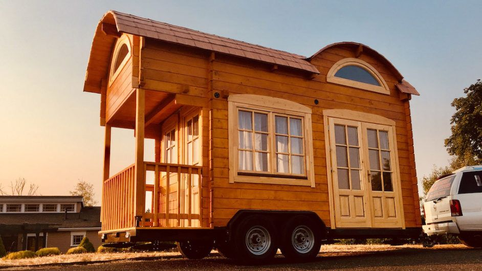 Unforgettable Tiny House Tiny House Cabin Tiny House Kits Tiny House Plans Small Cottages