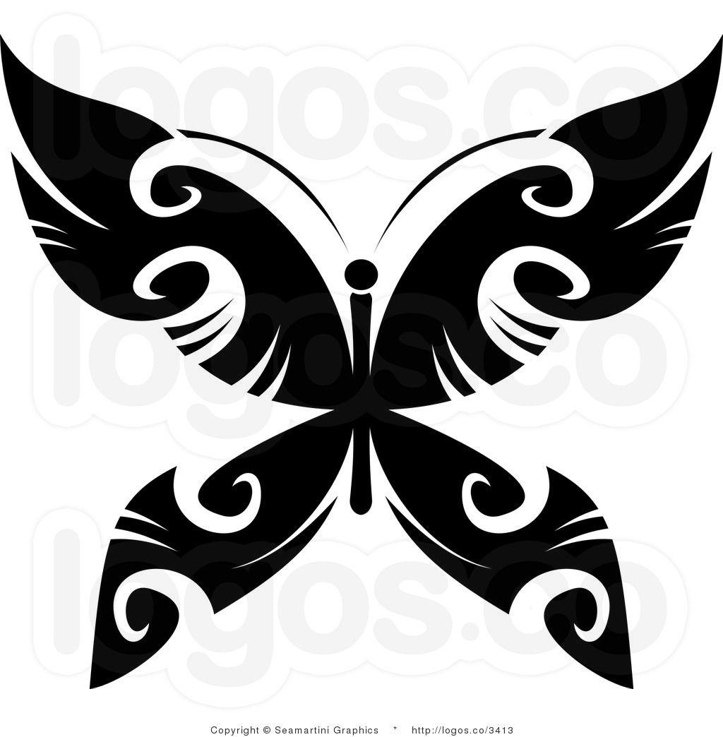 Tattoo Art Black And White: Free Black And White Clip Art