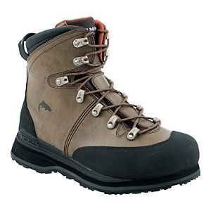 Simms Freestone Wading Boots For Men Brown Boots Fishing Boots Fishing Shoes