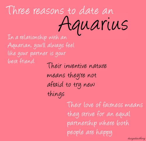 How To Date A Aquarius Woman