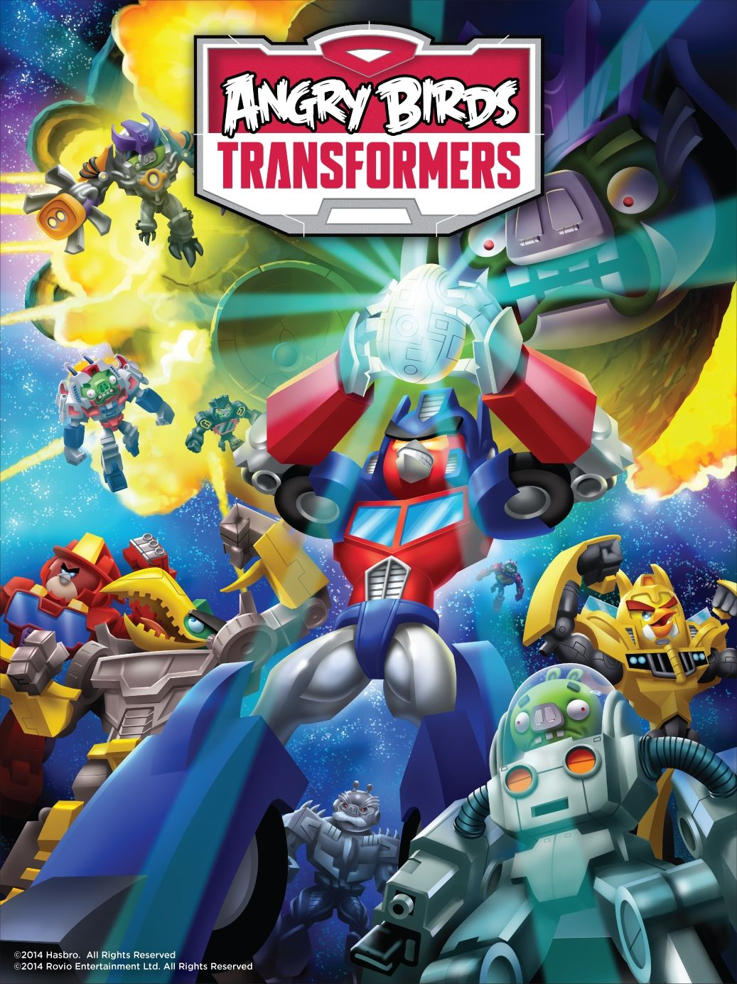 Rovio Announces Angry Birds Transformers With Images Angry