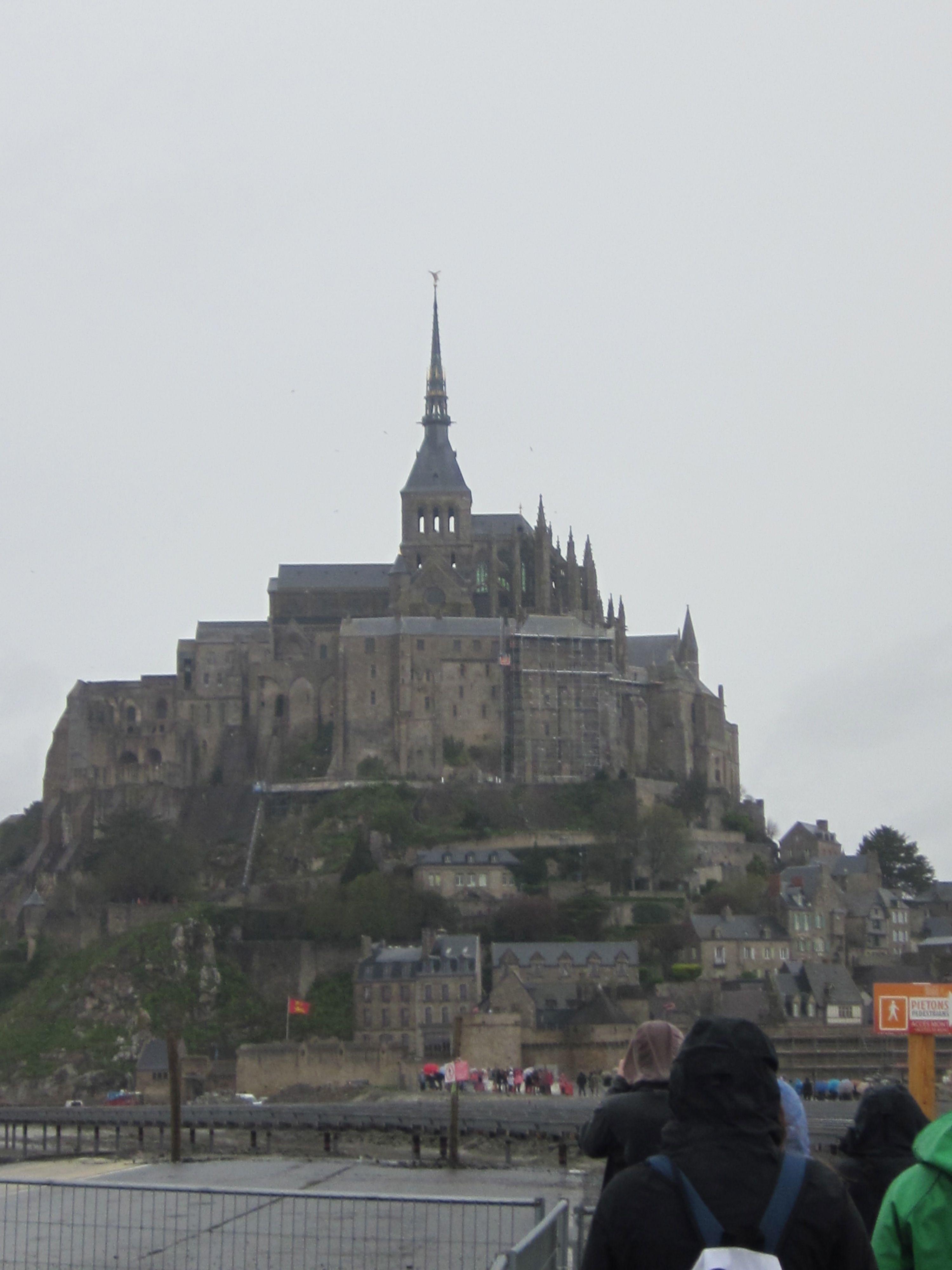 Mont St Michele