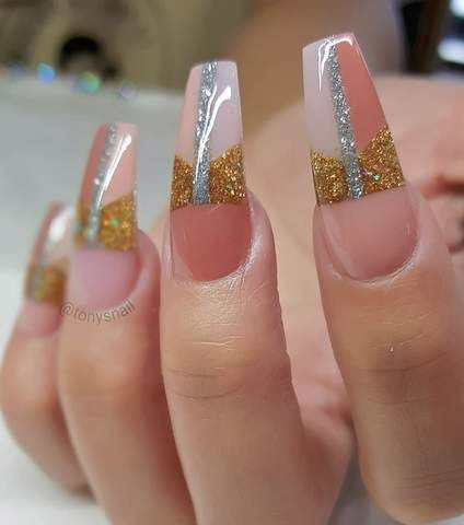 40 lovely nail art designs 2019  fashion  glamour trends