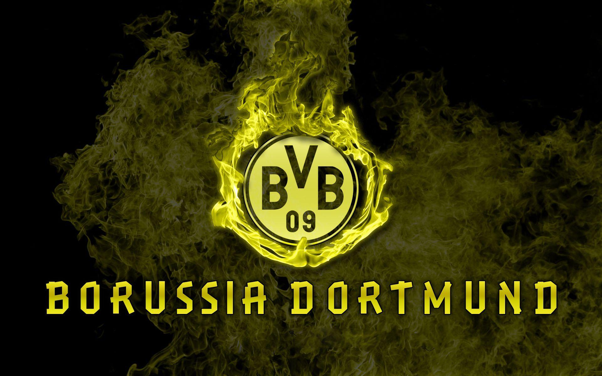Borussia Dortmund Wallpaper Hd 1366 768 Djiwallpaper Co