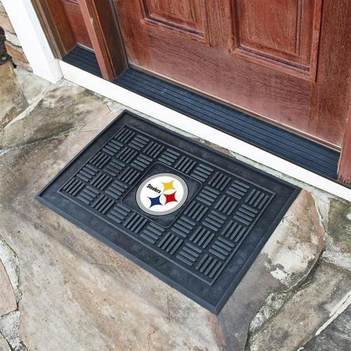 Pittsburgh Steelers Doormat Heavy Duty Vinyl Mat