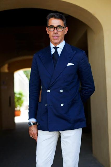 17 Best images about Double Breasted Suit on Pinterest | Cobalt ...