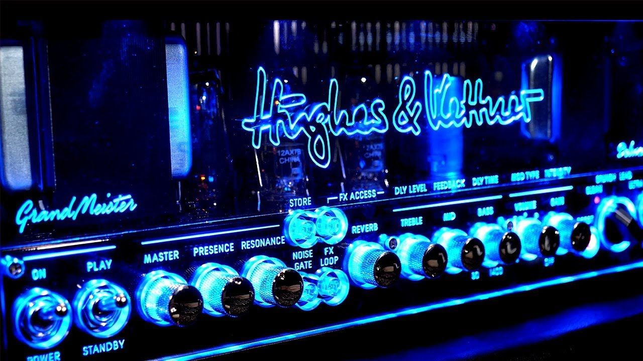 This Amp Changed Everything For Me Tyler Larson From Music Is Win Explains How The Hughes Kettner Grandmeister Deluxe 40 Tube Amp Guitar Amp Music Guitar