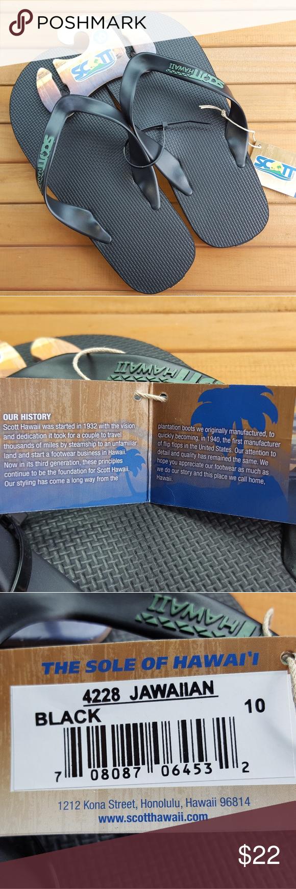 e3ac5b49e253 Scott Hawaii Men s Jawaiian Flip-Flops Summer is coming! Perfect for the  surfer or
