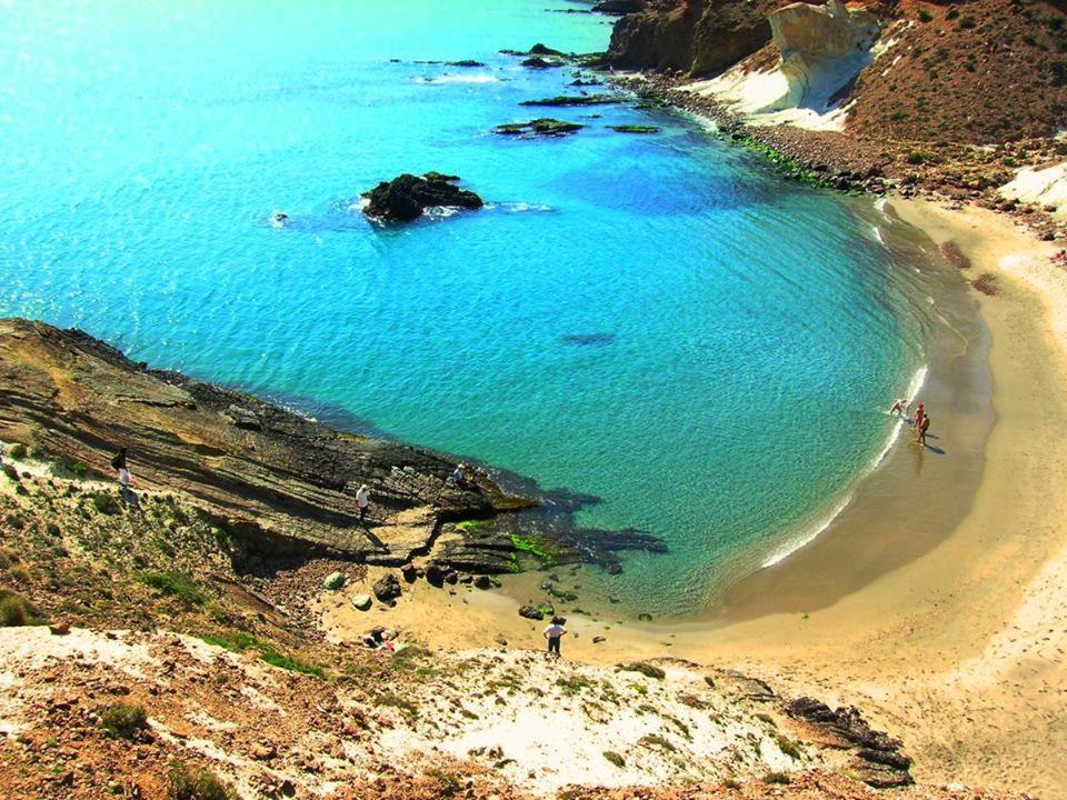 Cala Rajá Almería España Almería Costa De Almeria Cabo De Gata Almeria