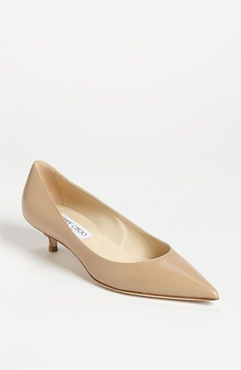 1ca1e2d5271 Jimmy Choo  Amelia  Pump available at  Nordstrom