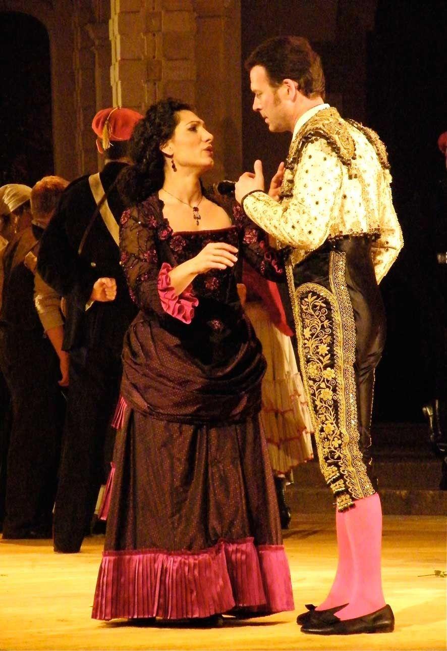 Performance Design Carmen Opera Holland Park Opera Photography Women Classical Music
