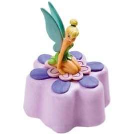 Tinkerbell Mini Cakes. Thinking of trying these for Livvy's birthday.