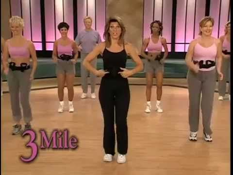 Walk Away The Pounds With Leslie Sansone 3 Mile Abs 46 Min Fitness Fit Board Workouts Leslie Sansone Daily Workout