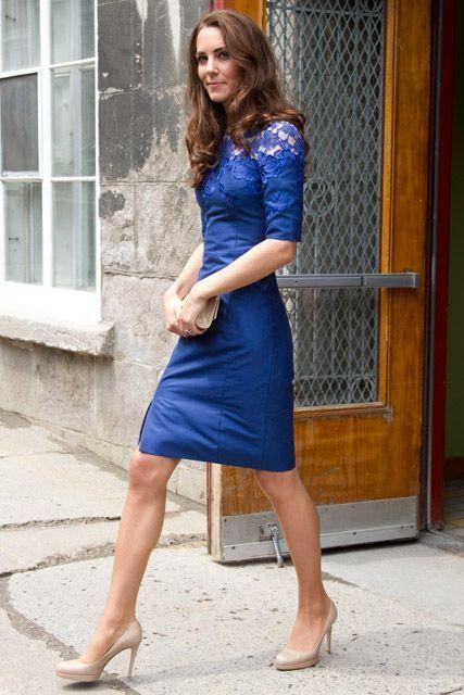 low price sale differently fashion styles I 5 accessori da abbinare ad un abito blu | Abiti, Abiti blu ...