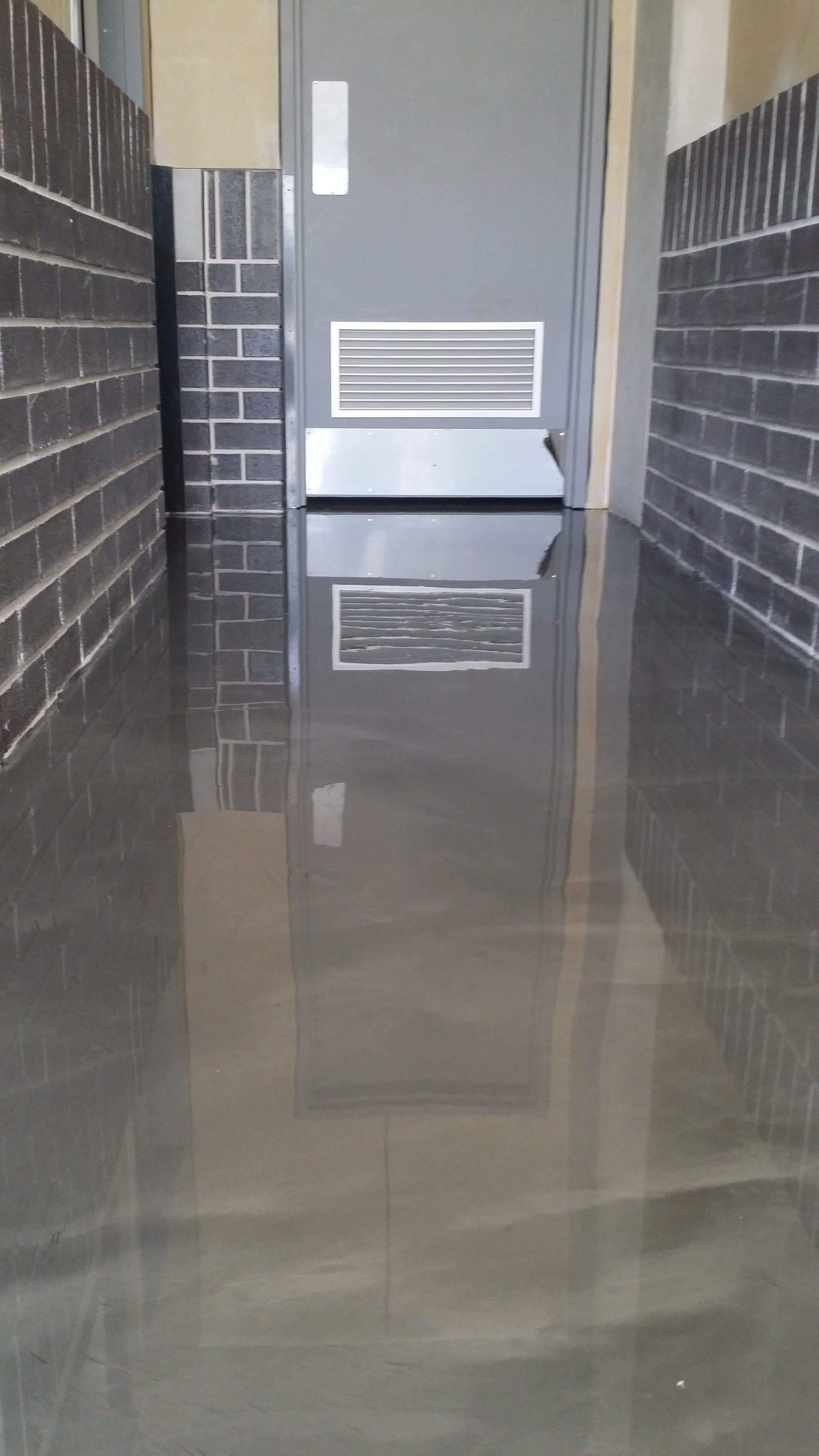 Childcare Centre Toilet Entry Area Epoxy Flooring Cost Flooring Cost Epoxy Floor Designs