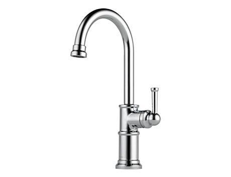 BAR FAUCET: Single Handle Bar Faucet : 61025LF-PC : Artesso : kitchen : Brizo