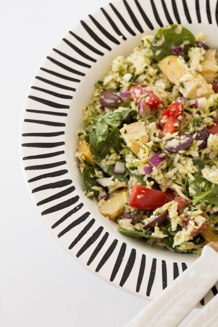 Orzo Vegan Recipes