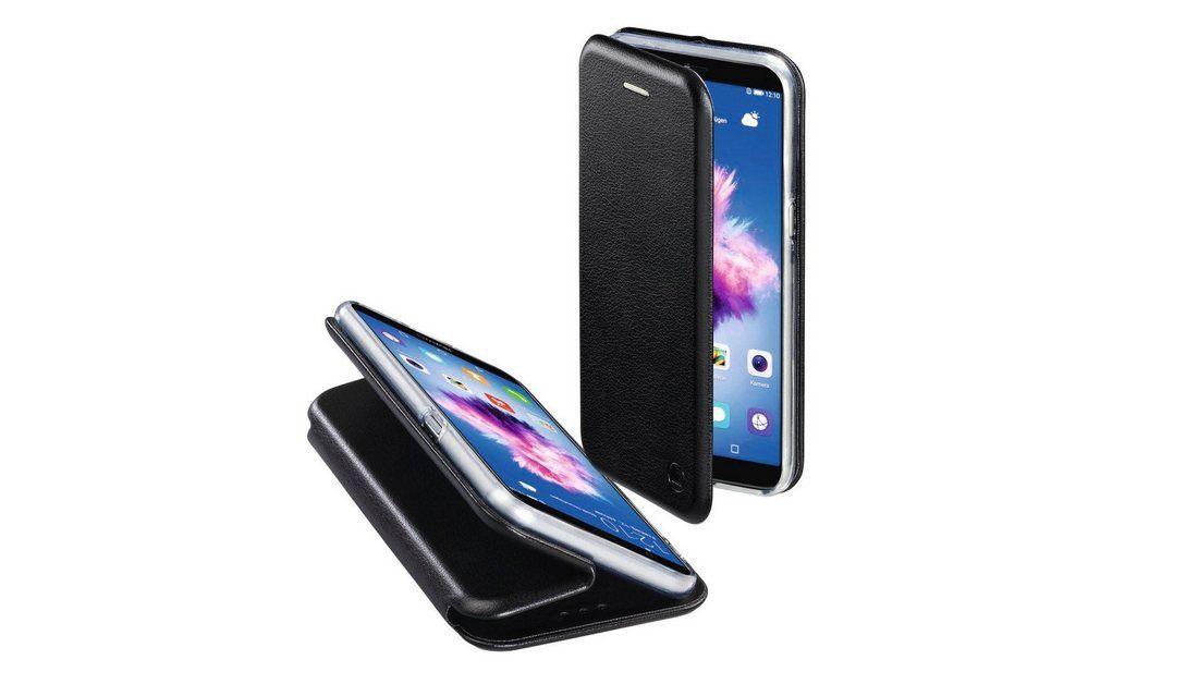 Booklet Hulle Case Tasche Fur Huawei P Smart Curve Schutzhulle Mit Bildern Schutzhulle Smartphone Taschen