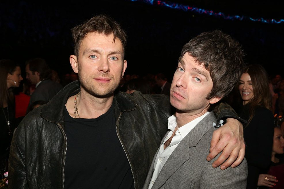 The Only Good Photo From The Brit Awards