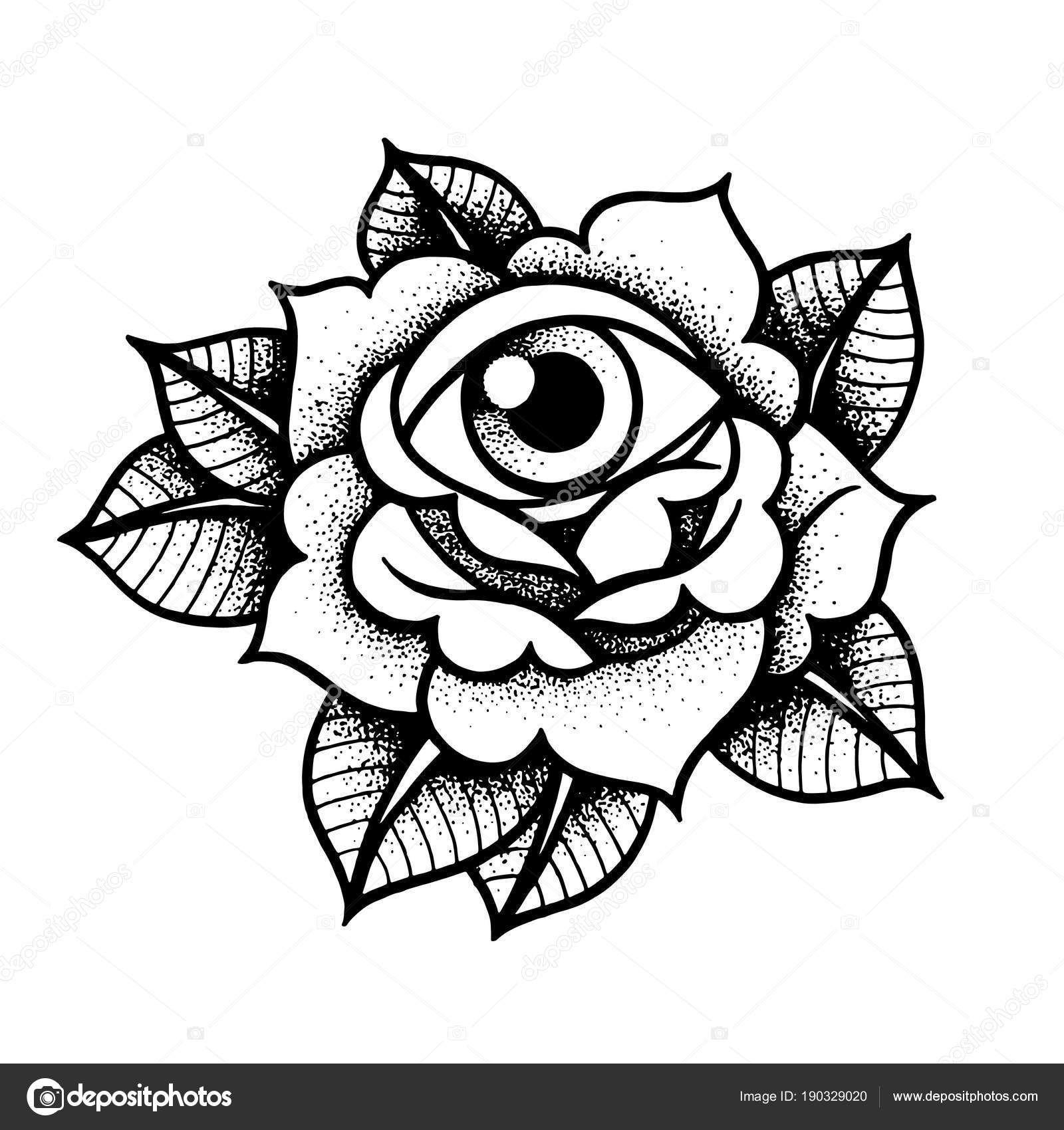 Resultado De Imagen De Tatuajes Old School Blanco Y Negro Tatuajes