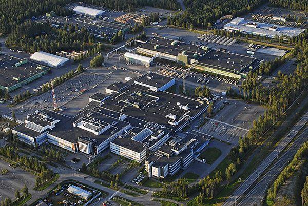 Nokia-Siemens Oulu