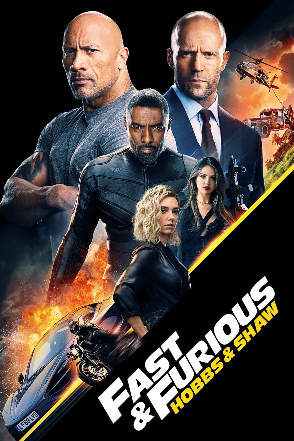 DOWNLOAD Fast & Furious Presents Hobbs & Shaw FULL MOVIE