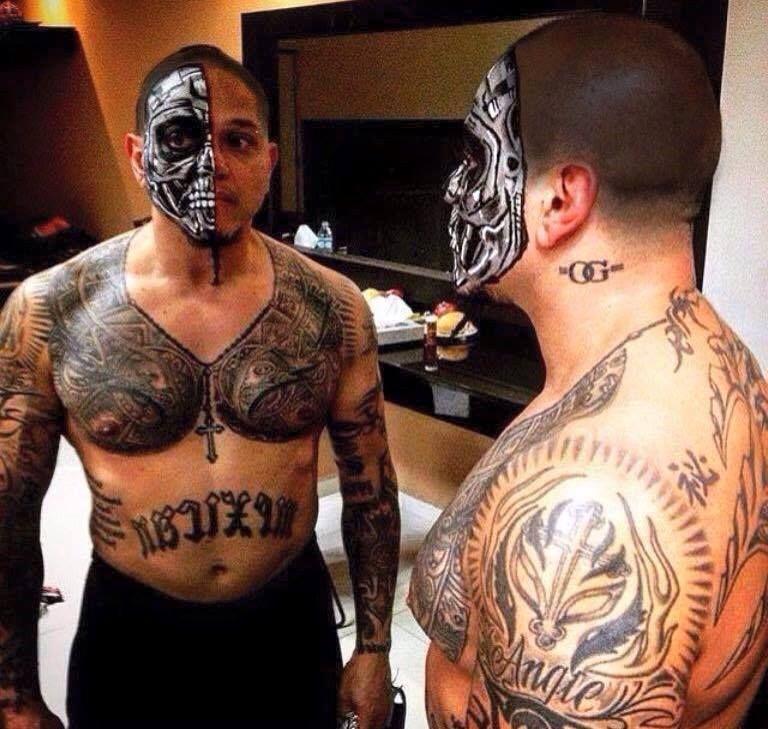 Rey misterio buscar con google rey mysterio pinterest for Rey mysterio tattoos