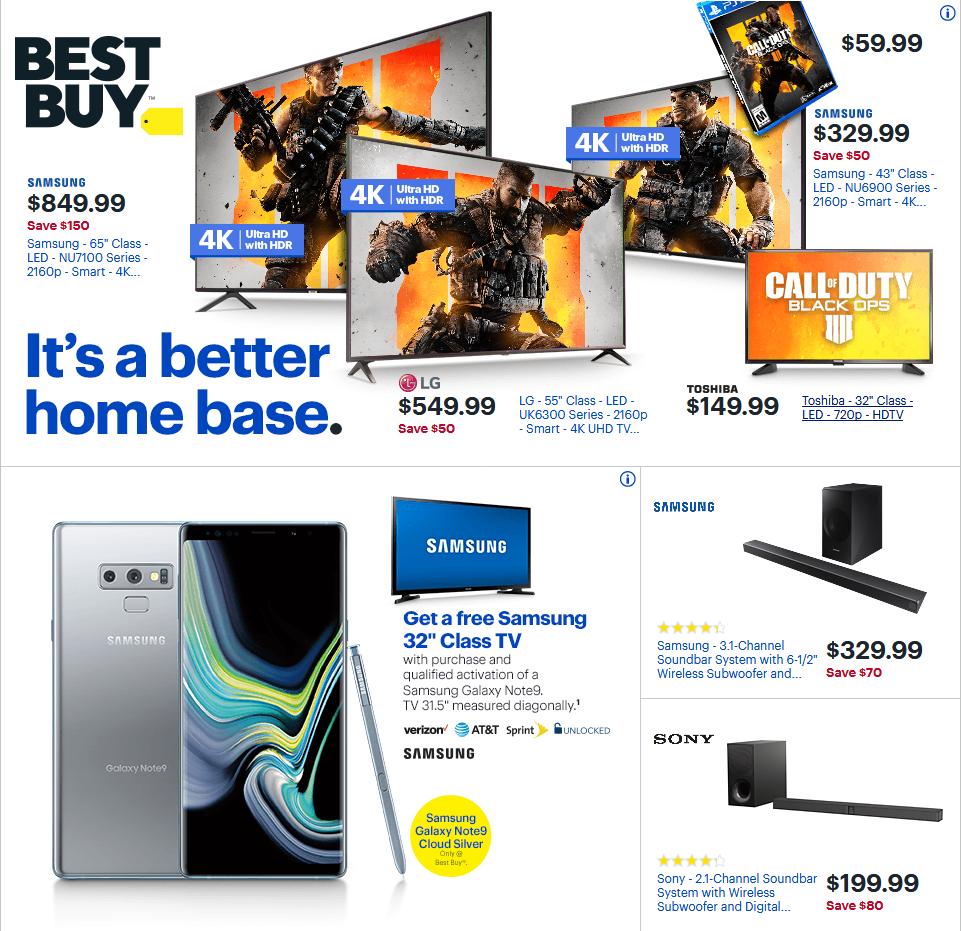 Best Buy Weekly Ad Flyer Feb 16 Feb 22 2020 Weeklyad123 Com Weekly Ad Circular Grocery Stores Cool Things To Buy Weekly Ads Digital Coupons