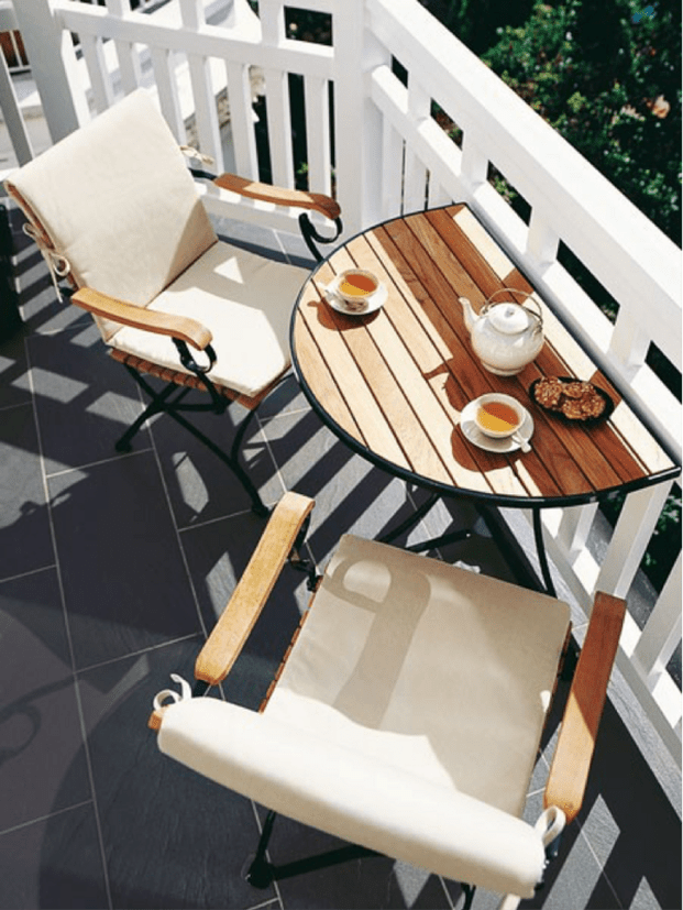15+ Small & Large Deck Ideas That Will Make Your Backyard Beautiful #deckpatio